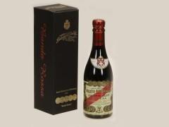 aceto balsamico IGP Giusti Banda Rossa con confezione
