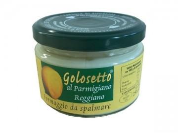 Formaggio spalmabile Golosetto al Parmigiano Reggiano