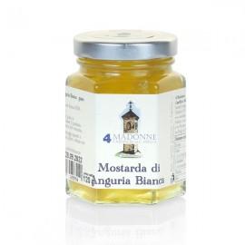 Mostarda 4 Madonne all'Anguria Bianca