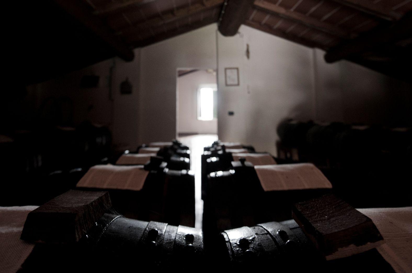 Acetaia a Camposanto