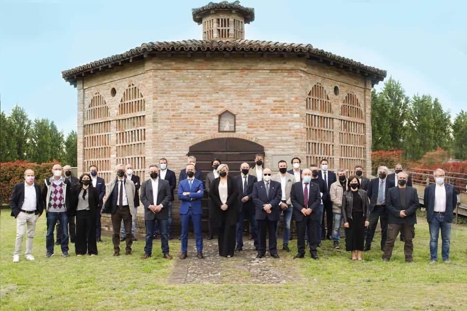Il CDA 2021-2024 del Consorzio del Formaggio Parmigiano Reggiano
