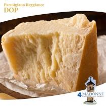 Origini del Parmigiano Reggiano