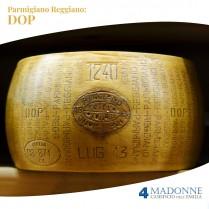Parmigiano Reggiano DOP: perché una forma così?