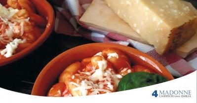 La ricetta del mese: Gnocchi alla Sorrentina