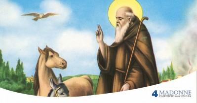 Sant'Antonio Abate Protettore degli Animali