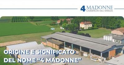 4 Madonne Caseificio dell'Emilia: origine e significato di un nome