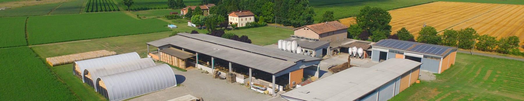 Le aziende agricole